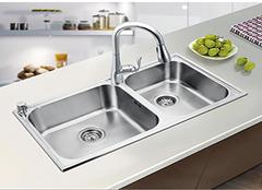 厨房台下水槽安装方法 水槽台下盆可以用几年