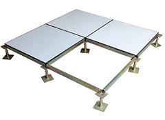 防静电地板施工方法 静电地板安装价格