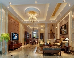 欧式别墅装修多少钱一平方 欧式别墅装修价格