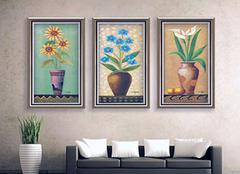客厅挂画禁忌有哪些 客厅装饰画尺寸搭配原则