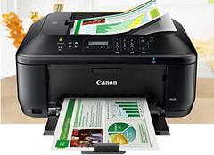 喷墨打印机哪种好 佳能MX538喷墨打印机