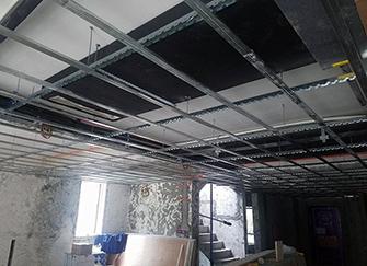 轻钢龙骨吊顶施工工艺 轻钢龙骨吊顶主要材料