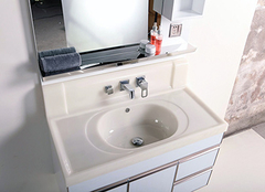 pvc浴室柜的优缺点 浴室柜橡木好还是pvc好