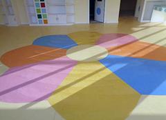 幼儿园塑胶地板好吗 幼儿园塑胶地板价格
