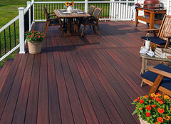户外竹木地板优缺点 户外地板用哪种好