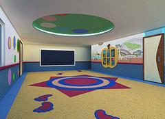 pvc室内塑胶地板哪家好 pvc塑胶地板施工方法