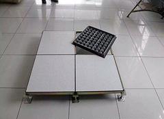 防静电活动地板材质 防静电活动地板的特点