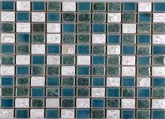 马赛克瓷砖容易掉吗 涂料墙怎么贴马赛克