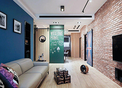 客厅贴仿古砖怎么样 客厅仿古砖贴法
