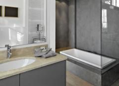 卫生间安装浴缸好吗 小卫生间怎么放浴缸