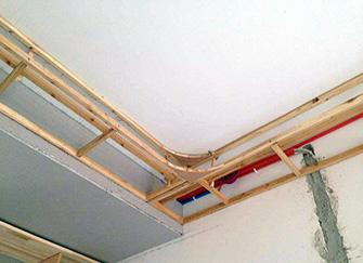 轻钢龙骨石膏板吊顶价格 轻钢龙骨石膏板吊顶步骤