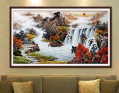 客厅风水画挂什么好 客厅挂画风水讲究