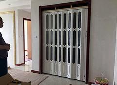 pvc折叠门好用吗 pvc折叠门多少钱一米