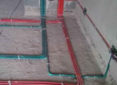 家装水电改造误区有哪些 80平改水电一般多少钱