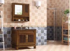 实木浴室柜品牌排行榜 实木浴室柜的优缺点