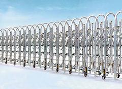 电动伸缩门知名品牌 电动伸缩门安装方法