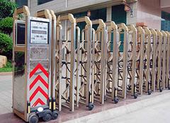 电动伸缩门工作原理 电动门伸缩门宽为多少