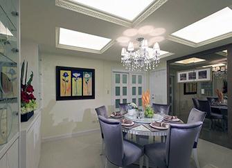 餐厅吊顶灯具选择 餐厅吊灯适合什么颜色