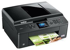黑白激光打印机哪个好 2018学生家用打印机品牌排行榜