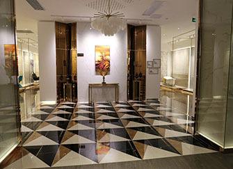 走廊瓷砖怎么铺好看 走廊瓷砖保养的方法