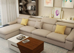 客厅放什么材质沙发好 沙发怎么摆好看