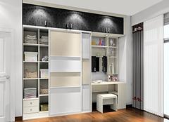 卧室的衣柜应该怎么放 卧室放不下衣柜怎么办