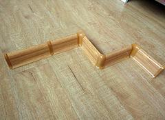 顶角线和踢脚线的区别 踢脚线能做顶角线吗