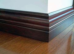地板砖配什么踢脚线 地板砖踢脚线怎么安装