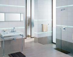卫生间不贴瓷砖怎么装 主卧带卫生间好吗