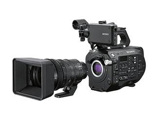家用摄像机哪个牌子好 索尼FDR-AX700摄像机评测