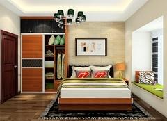 卧室小飘窗怎么利用 卧室有飘窗怎么做窗帘