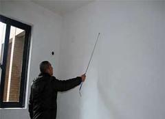 装修后墙面如何验收 装修完墙面开裂正常吗