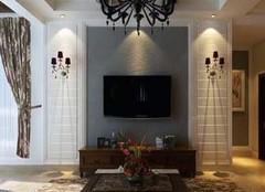 客厅可以装壁灯吗 客厅壁灯安装在哪里
