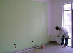 墻面乳膠漆要刷幾遍 墻面刷乳膠漆多少錢