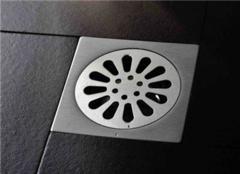 卫生间用哪种地漏 卫生间地漏安装标准