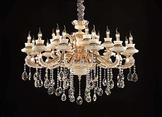 客厅灯用水晶灯好吗 客厅装吸顶灯和水晶灯哪种好