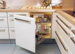 橱柜拉篮可以改抽屉吗 橱柜抽屉拉篮导轨上下尺寸
