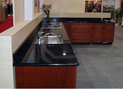 黑金沙做厨房台面好吗 黑金沙大理石台面厚度