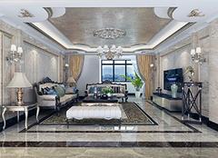 客厅地板用大理石好还是瓷砖好 客厅铺大理石好不好