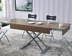 小户型怎么选餐桌 小户型餐桌摆放效果图