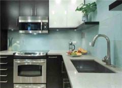 橱柜台面要不要挡水条 厨房台面挡水条有哪种