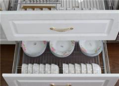 橱柜拉篮轨道安装尺寸 拉篮导轨安装方法