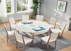 餐桌椅子什么样的好 餐桌一般配几把椅子好