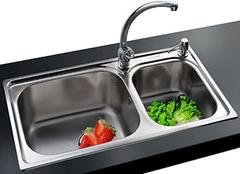 单水槽还是双水槽好 单盆水槽尺寸多大合适