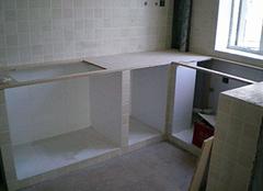 水槽开孔尺寸怎么算 水槽开孔尺寸一般多大