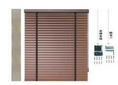 木质百叶窗简单做法 木质百叶窗价格