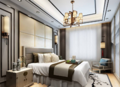 卧室可以装吊灯吗 卧室吊灯安装高度