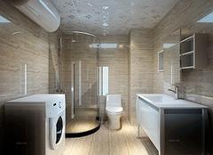 8平米卫生间装修要多少钱 卫生间防水做多高