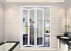 厨房推拉门好还是折叠门好 厨房折叠门怎么安装