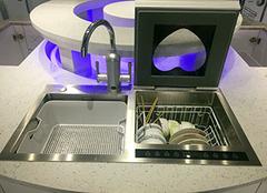 水槽洗碗机好用吗 水槽洗碗机价格
